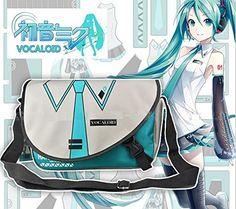 Hatsune Miku Messenger Bag