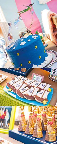 Un anniversaire Peter Pan