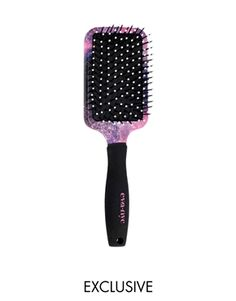 Eva NYC ASOS Exclusive Groovy Grooming Paddle Brush - Galaxy  497948