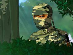 Green Mini Games, Reign, Ninja, Video Game, Fictional Characters, Art, Art Background, Kunst, Royalty
