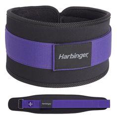 Harbinger Women's 5-Inch Foam Core Lifting Belts