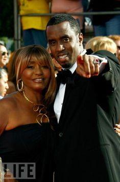 diddy & mom