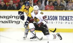 Chicago Blackhawks 1, Nashville Predators 0: Turn Out The Lights, The Party's Over
