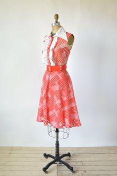 Vintage 1960s Bohemian Dress | Vintage | Dresses | Pinterest ...
