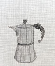 Moka pot coffee maker Moka, Coffee Maker, Illustrations, Coffee Maker Machine, Coffee Percolator, Coffee Making Machine, Illustration, Mocha, Coffeemaker