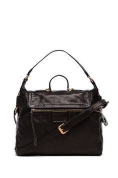 Marc by Marc Jacobs Moto Satchel in Black from REVOLVEclothing