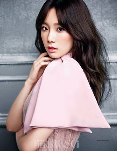 Taeyeon for Ceci Magazine January 2014 issue pictoria