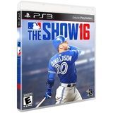 MLB: The Show 16 - PlayStation 3, 3001089