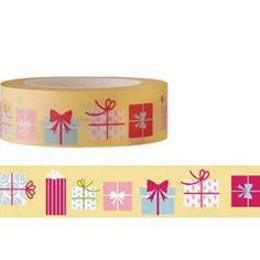 MEGA SALE 15mm x 15m washi masking tape  Funtape  by ZakkaLuLuZone