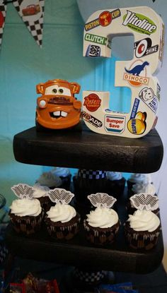 Disney Cars Birthday Party Ideas   Photo 1 of 40   Catch My Party
