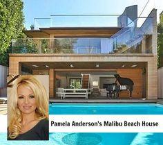 Pamela Anderson's Malibu Beach House listing cvr