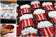 Thanks Julie!! I def want to try and make these for Tyler's Movie birthday party