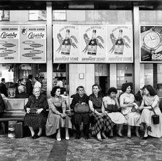 """Nino Migliori da """" Gente del Nord"""" – anni '50"""