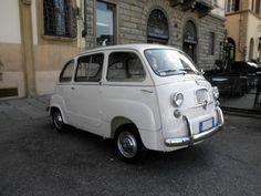 Fiat 600 Multipla - Firenze | Flickr: Intercambio de fotos