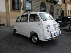 Fiat 600 Multipla - Firenze | Flickr: Intercambio de fotos