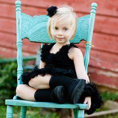 Black Petite Pettiskirt