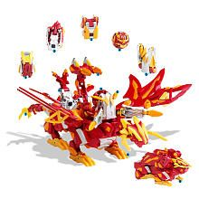 Bakugan Dragonoid Colossus- a friend of ours has this and it's always the first thing Colby goes to.