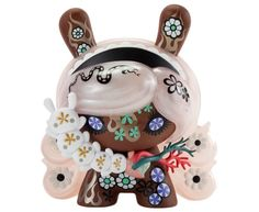 All Vinyls | Berry Chocolate Lady Dunny