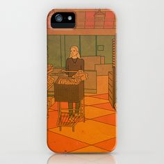 Eyes of Others iPhone Case