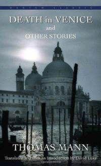 Thomas Mann  Death in Venice