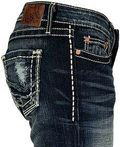 My favorite jeans! BKE- Buckle Jeans