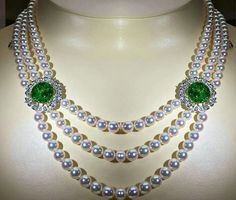 Amazing #necklace by #mikimoto #LD2C
