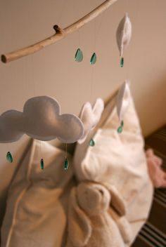 clouds mobile... neutral option