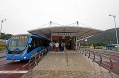 Rio 2016 Transoeste BRT Inaugurated - The Transoeste is part of Rio´s transformational transport plan, Rio de Janeiro, Brazil News (EMBARQ)