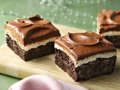 Gluten Free BC Mix Peppermint Patty Brownies