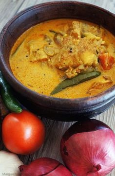 Fish Molee, also called Meen Molee in Malayalam, can be found on the menu at almost all wedding receptions and family celebrations in Kerala. It is a fresh fish curry, mildly spiced, and cooked in ...