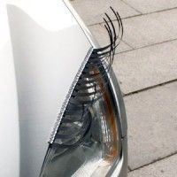 LOL Car Eye Lashes