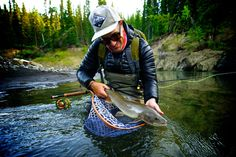 Nice bull trout - Faceless Fly Fishing Media