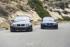#BMW #E90 #E92 #M3 #Sedan #Coupe