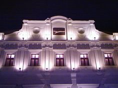 This is the exterior of the Moscow Art Theatre building on Kamergerskiy Pereulok.  The evening I took this photo I had purchased a ticket to see a production of Antigone, in Russian.  Luckily I knew enough of the story to be able to keep up.  It was a Monday night and the place was packed with 350 patrons who took their theatre seriously.  350 patrons on a Monday night.  *sigh*
