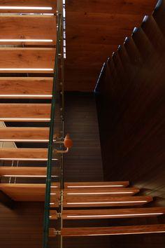 Villa T - BJARNHOFF A/S  Stairs