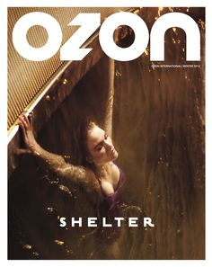 Ozon International. Winter 2012 ''Shelter Issue''
