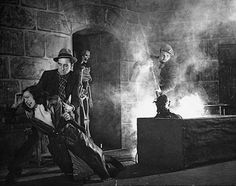 The Grand Guignol was a converted chapel in the heart of the red light district of Paris, and visitors to the theatre could expect to pass flashing neon signs and soliciting prostitutes in doorways on their way to the shadowy alleyway in which the theatre was situated.