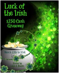 Luck Of The Irish $250 Giveaway 2016