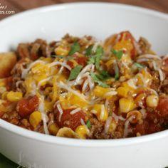 Taco Chili - Grace and Good Eats