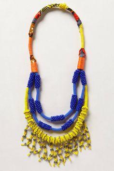 Suspension Necklace - anthropologie.com