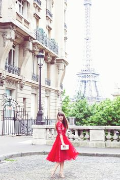 Fashion Inspiration | Paris In the Afternoon - DustJacket