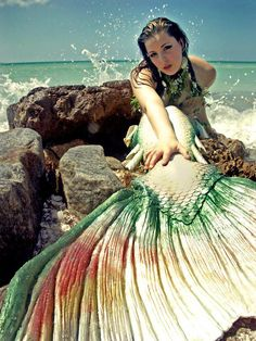 mermaid real beautiful - Buscar con Google