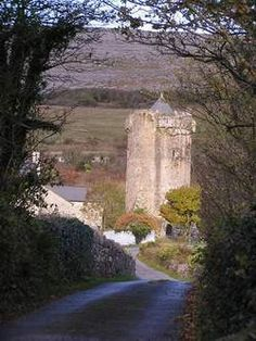 Went to school here for a semester. Loved it! Newtown Castle, Ballyvaughan, County Clare, Ireland.