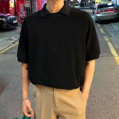 Asian Men Fashion, Korean Fashion Summer, Best Mens Fashion, Korea Fashion, Style Androgyne, Stylish Mens Outfits, Androgynous Fashion, Fashion Outfits, Korean Style