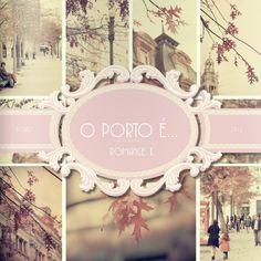 o Porto é... romance book