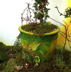 NWFGS 2012 - Miniature Fairy Garden Display