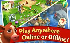 FARMVILLE 2 ANDROID MOD APK UNLIMITED KEYS