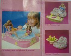 Ana Caldatto : Catálogo da Estrela / Propagandas Antigas - 1987