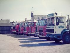 The old players; Leyland, ERF A series, Seddon Atkinson Borderer, Guy, Volvo Couple other Atki's and a Guy Vintage Trucks, Old Trucks, Marshall Major, Ashok Leyland, Old Lorries, Commercial Vehicle, Peterbilt, Classic Trucks, Old Cars