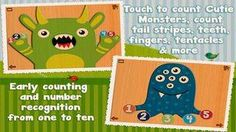 FREE app for kids (for a limited time): Cutie Mini Monsters for iPhone
